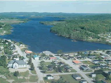 Sainte-Anne-du-Lac, Laurentides, Quebec