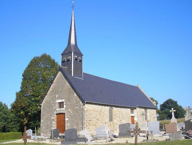 Sainte-Marie-du-Bois, Manche