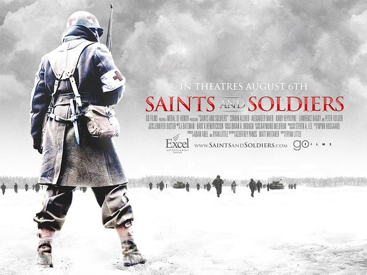 Saints and Soldiers movie scenes Saints and Soldiers 2003