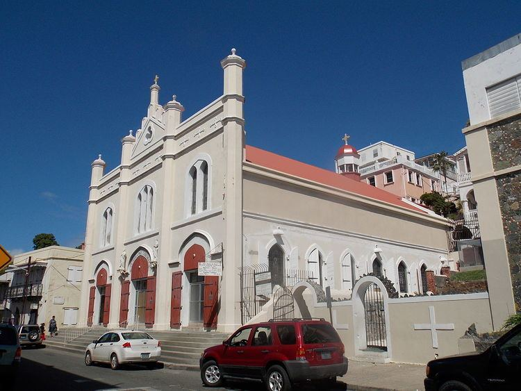 Saints Peter and Paul Cathedral (St. Thomas, U.S. Virgin Islands)