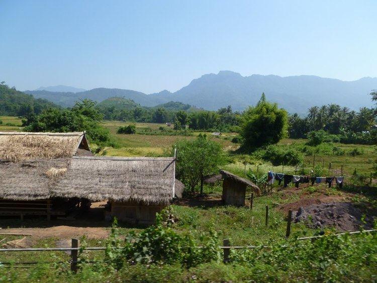 Sainyabuli Province Beautiful Landscapes of Sainyabuli Province