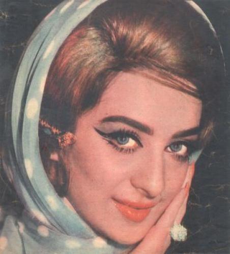 Saira Banu Saira Banu Bollywood Film Actress Pictures 6 Cine Talkies