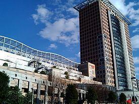 Saitama New Urban Center httpsuploadwikimediaorgwikipediacommonsthu