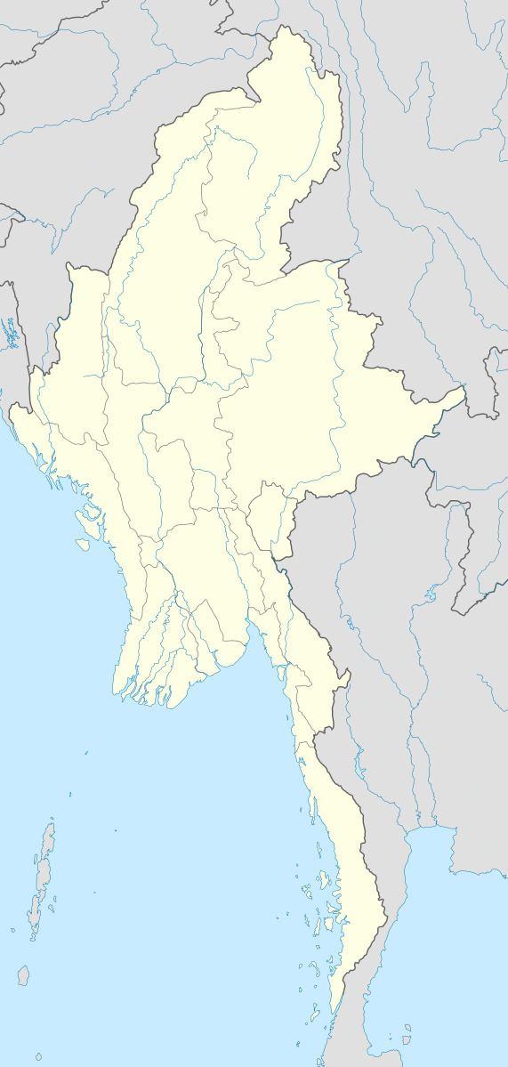 Saiye, Burma