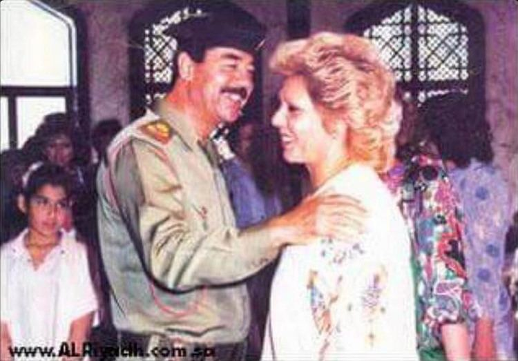 Sajida Talfah Saddam Husseins family on Facebook denies rumors his wife is dead