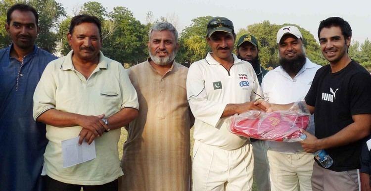 Sajjad Akbar (Cricketer) in the past