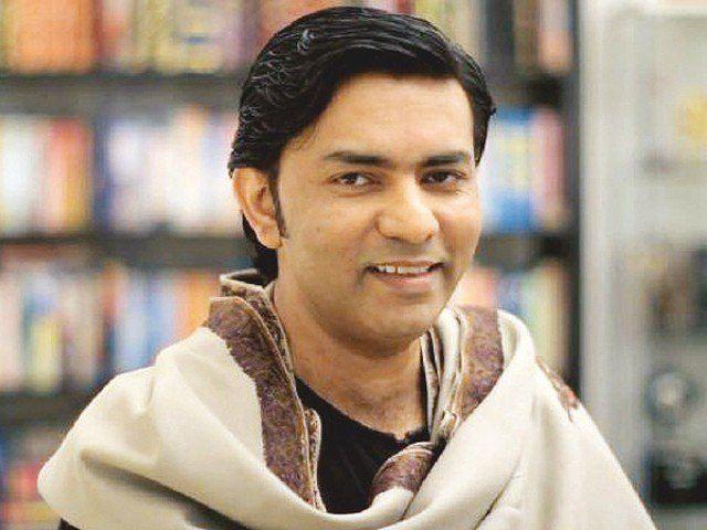 Sajjad Ali Sajjad Ali turns poet The Express Tribune