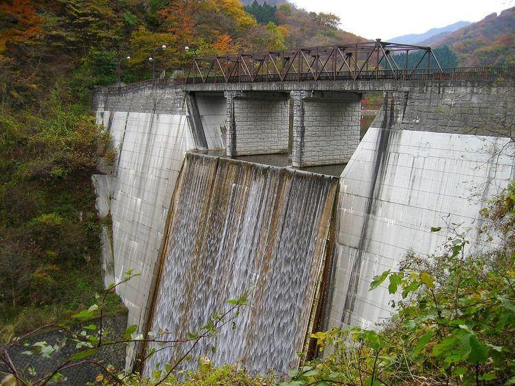 Sakamoto Dam