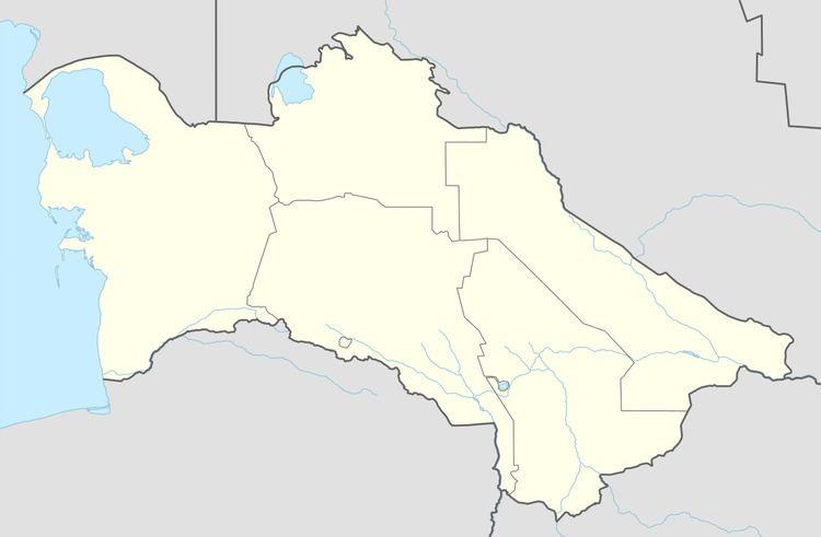Sakar, Turkmenistan