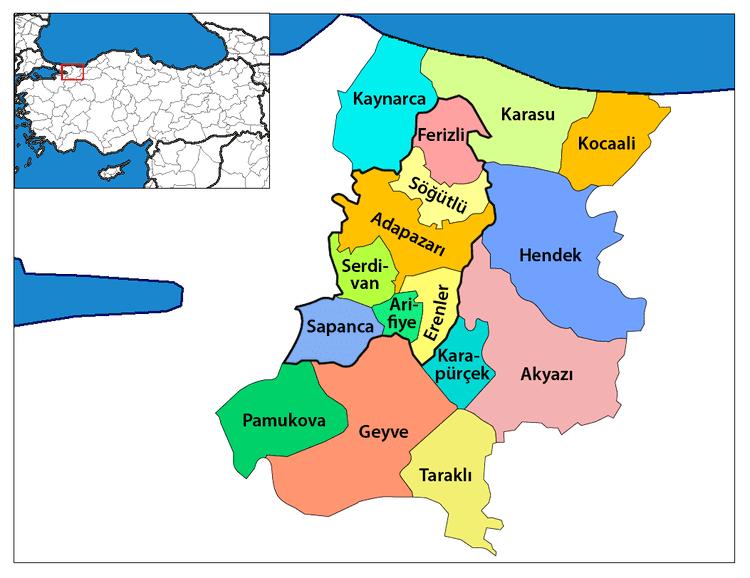 Governor of Sakarya Wikipedia