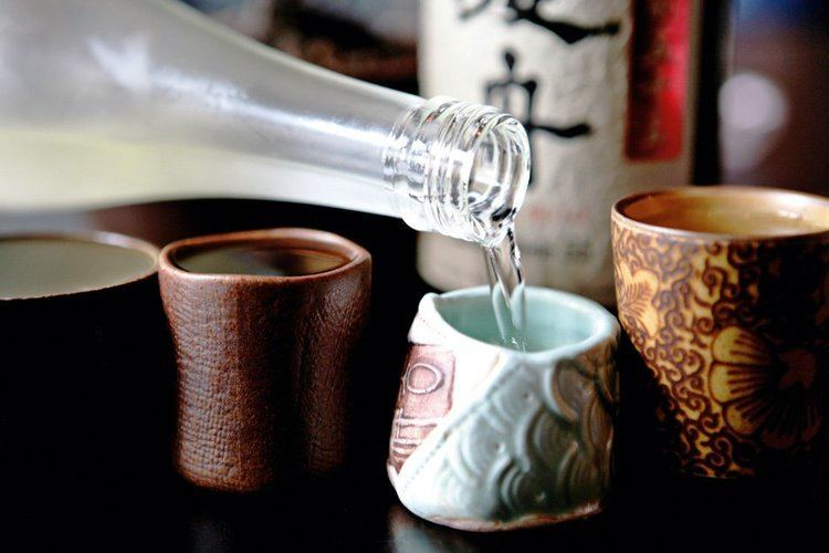 Sake Sake Baths Are A Thing That You Can Do In Japan Now AWOL