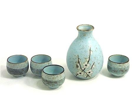 Sake set Japanese Sake Sets and Matching Dinnerware