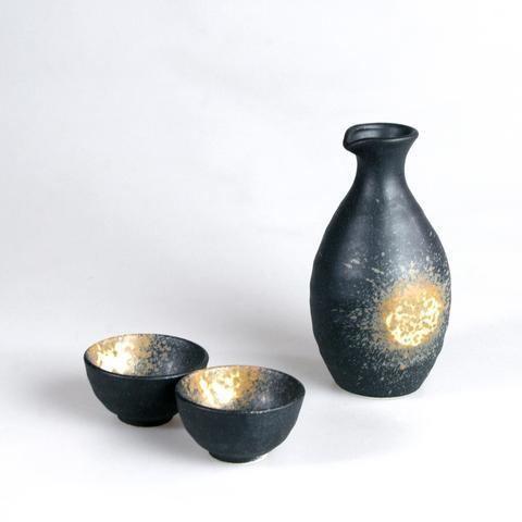 Sake set Sake Set SAKEtreat Premium Made in Japan Sake Sets Cups and Knives