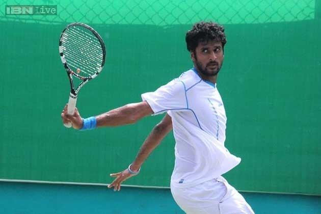 Saketh Myneni Saketh Myneni Ramkumar Ramanathan climb ATP singles