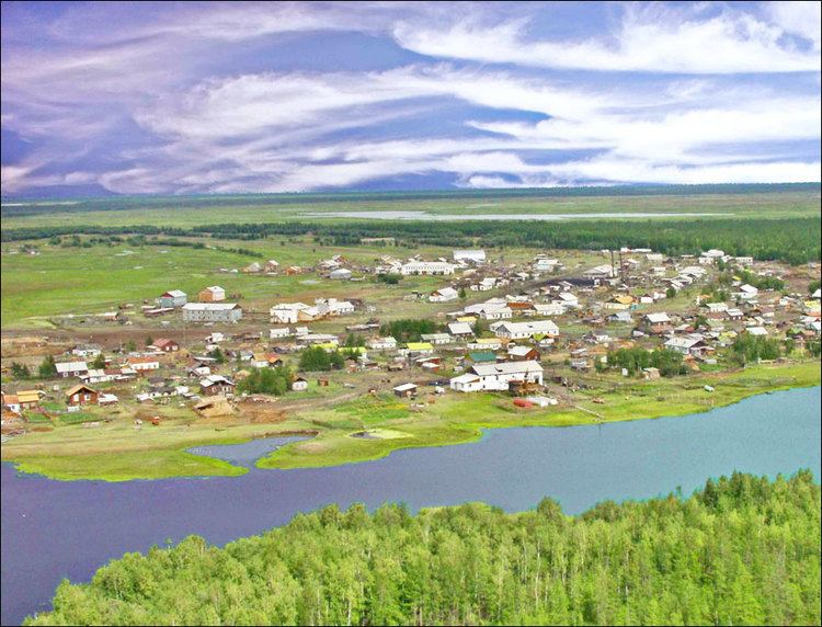 Sakha Republic Beautiful Landscapes of Sakha Republic