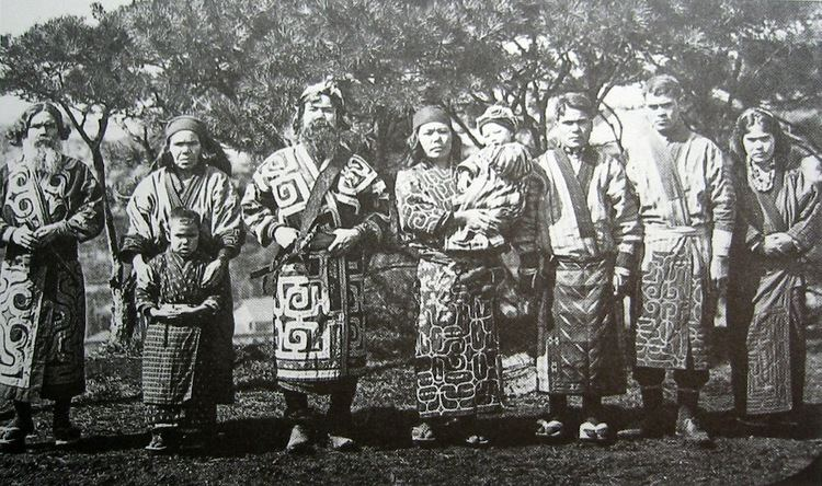 Sakhalin in the past, History of Sakhalin