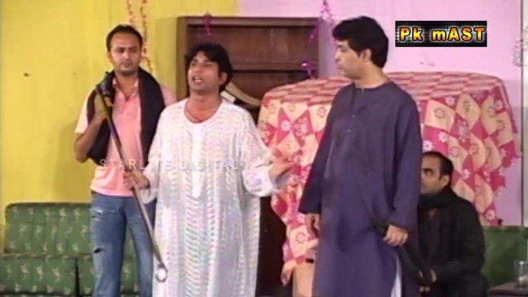 Sakhawat Naz Best Of Sakhawat Naz Pakistani Stage Drama Full Funny Clip 2015