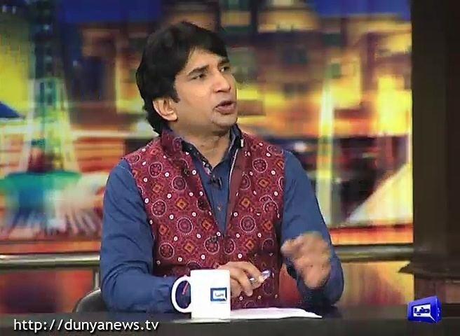 Sakhawat Naz Sakhawat Naz talks about his wife