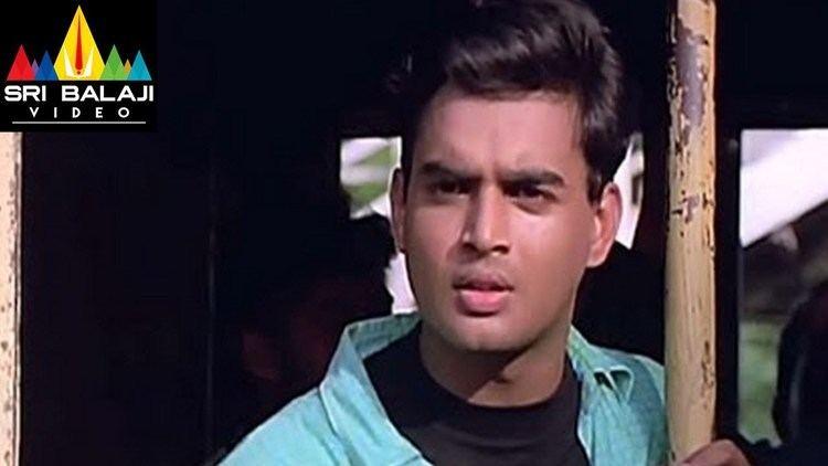 Sakhi (film) movie scenes Sakhi Movie Madhavan and shalini train scene Madhavan Shalini Sri Balaji Video