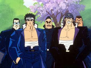 Sakigake!! Otokojuku Sakigake Otokojuku Manga TV Tropes