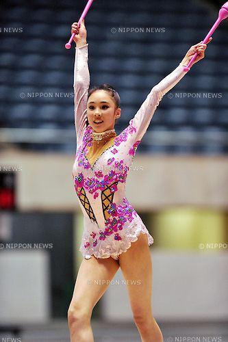 Sakura Hayakawa The 31st World Rhythmic Gymnastics representative decision