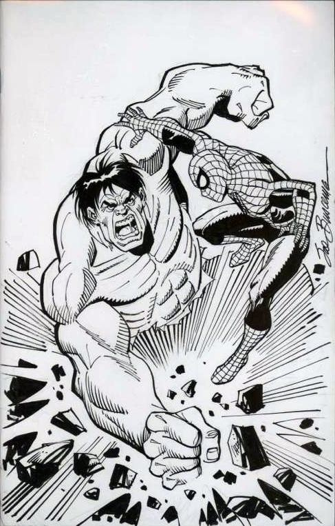 Sal Buscema Sal Buscema Hulk Interview Podcast and a Great Commission