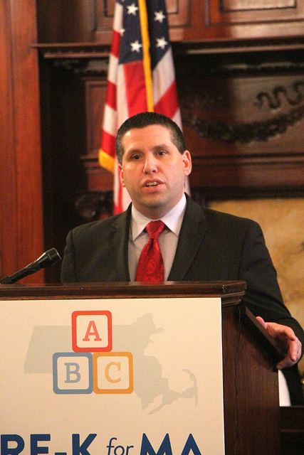 Sal DiDomenico State Senator Sal DiDomenico Talks About Early Education and Care