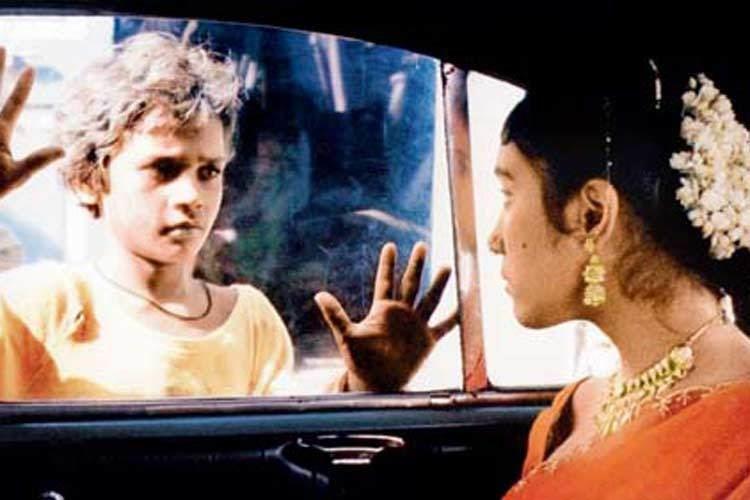 Salaam Bombay! movie scenes  Salaam Bombay 1988