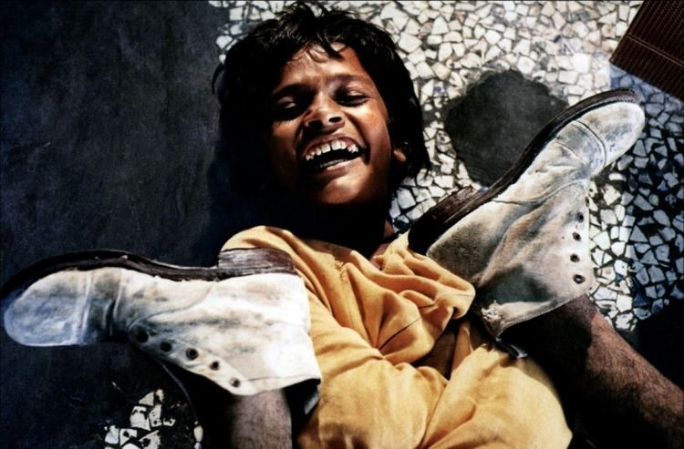 Salaam Bombay! movie scenes Salaam Bombay Mira Nair 1988