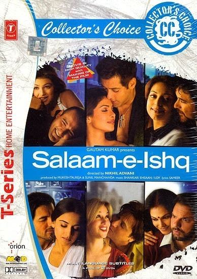 SalaamEIshq A Tribute to Love 2007 INDIAN MOVIES Pinterest