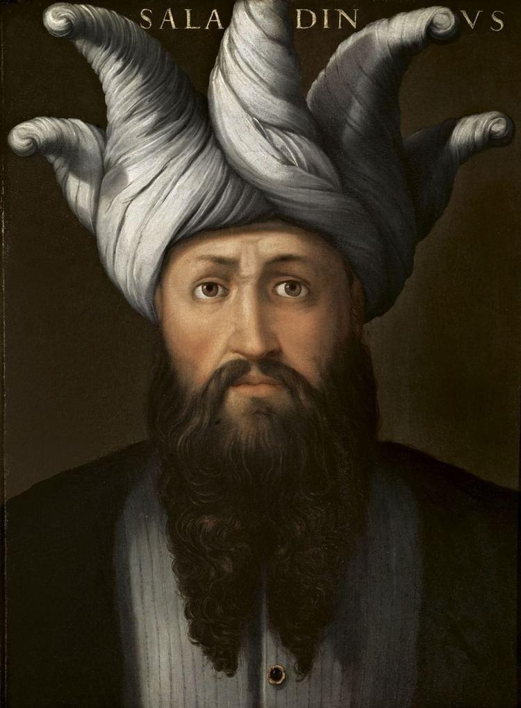 Saladin Jim Does Not Know Saladin by Cristofano dell39Altissimo