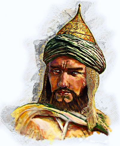 Saladin Where is a Saladin Prophecies of Daniel