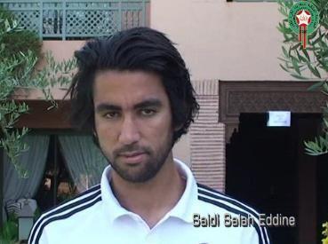 Salaheddine Saidi Lille sur la piste de Salaheddine Sadi Sport Maroc