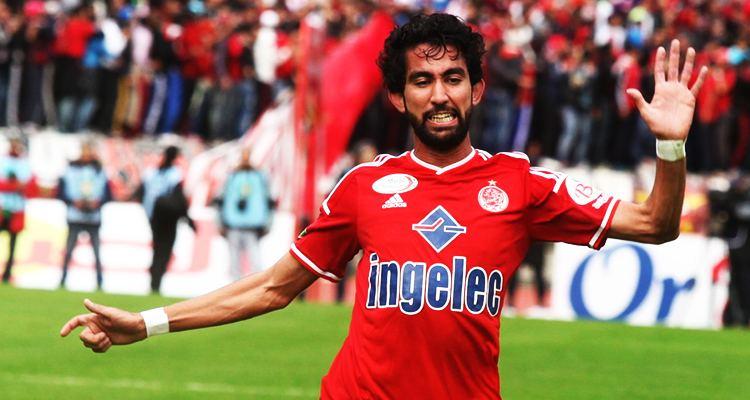 Salaheddine Saidi SalahEddine Saidi we keep our focus Wydad Athletic Club