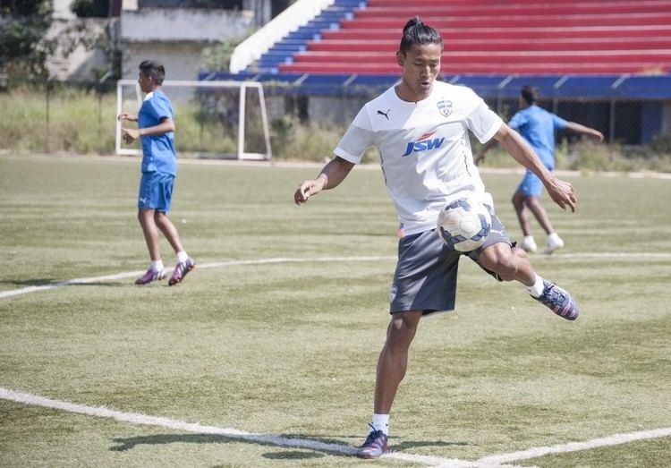 Salam Ranjan Singh Bengaluru FC sign defender Salam Ranjan Singh