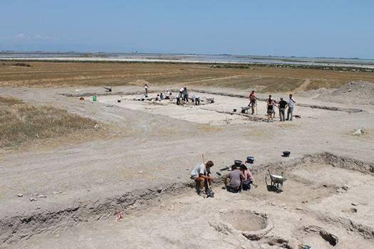 Salapia A Salapia conclusa campagna di scavo archeologico risultati