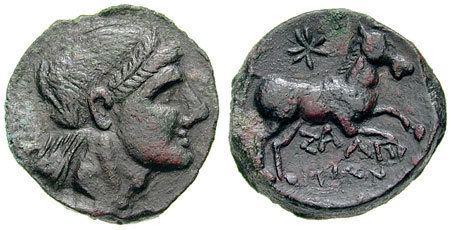 Salapia Apulia Salapia Ancient Greek Coins WildWindscom