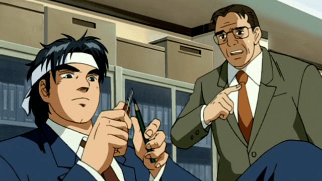 Salaryman Kintarō Download Salaryman Kintarou AnimeEternal torrent BakaBT
