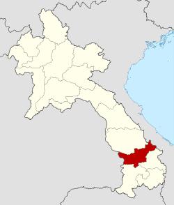 Salavan Province Wikipedia