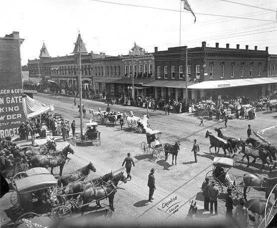 Salem, Oregon in the past, History of Salem, Oregon