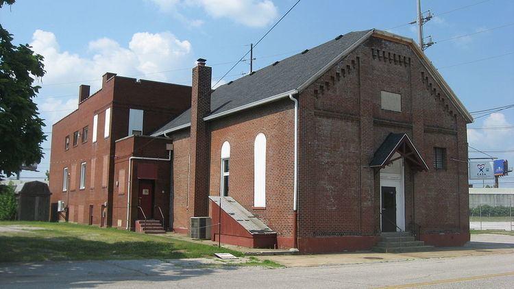 Salem's Baptist Church