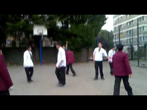 Salesian College, Battersea Basket Ball Fun in Salesian College part 5 YouTube