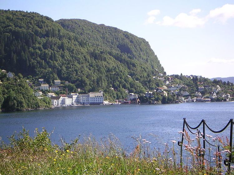 Salhus, Hordaland