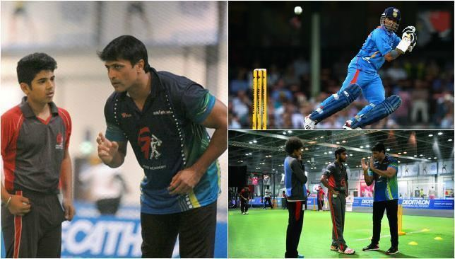 A day with Salil Ankola Trying to find the next Sachin Tendulkar in
