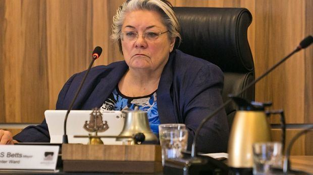 Sally Betts Waverley mayor Sally Betts claims she was hung drawn quartered
