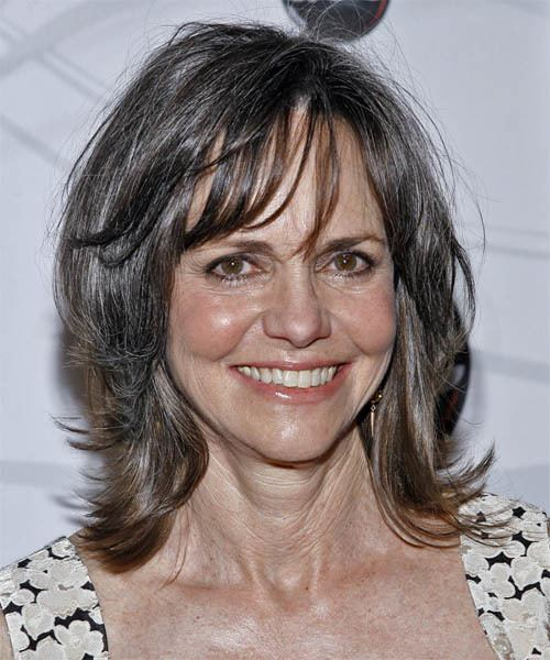 Sally Field Sally Field Hairstyles Celebrity Hairstyles by