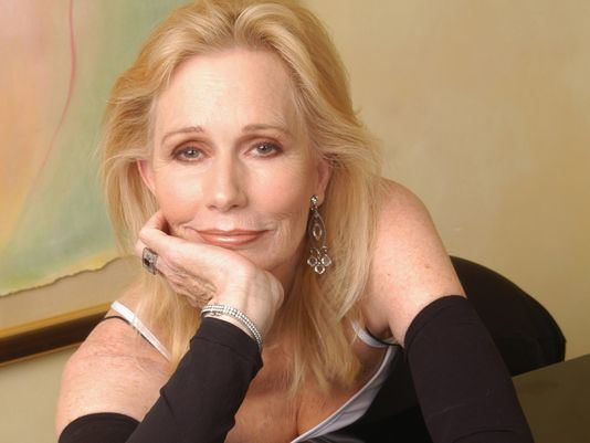 Sally Kellerman Read her lips Sally Kellerman39s on a great adventure