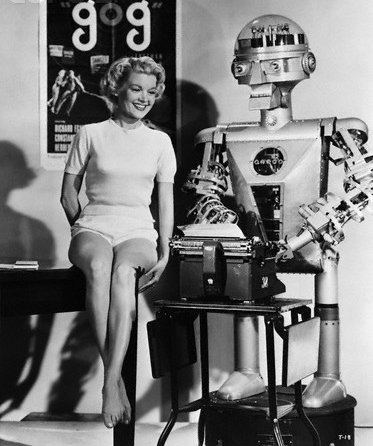Sally Mansfield 1954 Robot with Sally Mansfield Flickr Photo Sharing