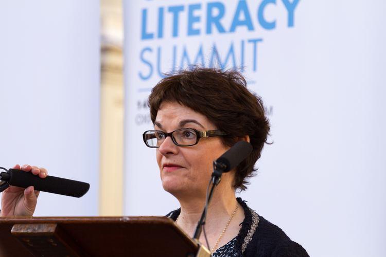Sally Mapstone FileWorld Literacy Summit 2014 Sally Mapstonejpg Wikimedia Commons