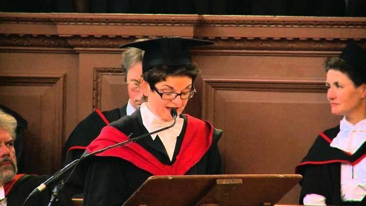 Sally Mapstone Award Ceremony 2014 speech by Professor Sally Mapstone YouTube